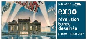 Révolution bande dessinée | 17.03 > 11.06.2017