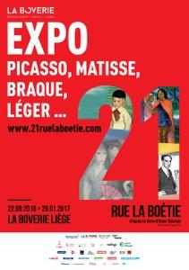 21 rue la Boétie | verlängert bis 19.02.2017