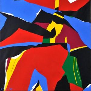 LUIS SALAZAR – 40 Jahre Malerei (1979-2019)