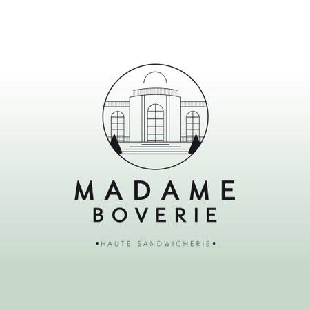Madame Boverie: Sandwich-Bar