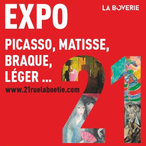 Exhibitions | 21 rue la Boétie | 22/09/16>29/01/17