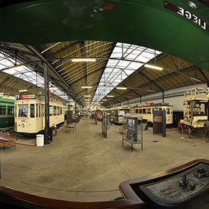 Museum of Public Transport in Wallonia