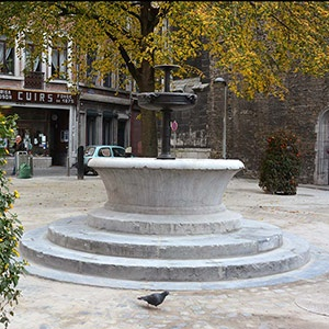 Place Saint-Denis