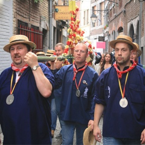 15th August festivities in Outremeuse
