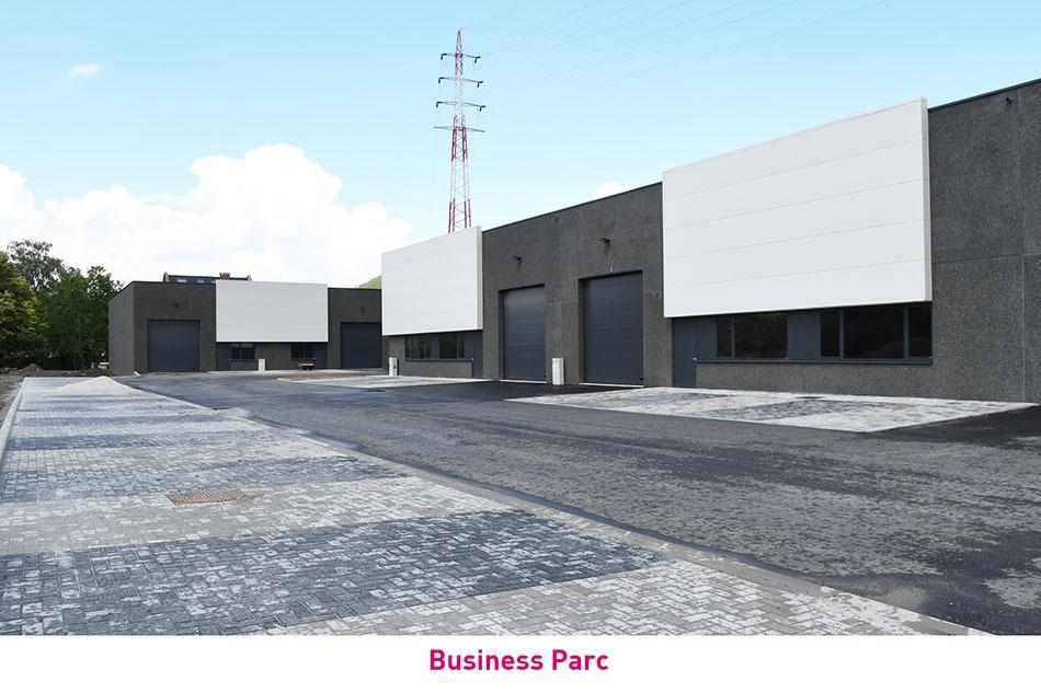 droixhe business parc