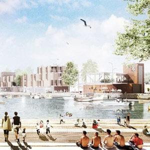 Les Halles des Foires de Liège quittent Coronmeuse pour aller s'installer sur le site de la zone multimodale de Bressoux