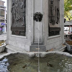 Fontaine de la Tradition