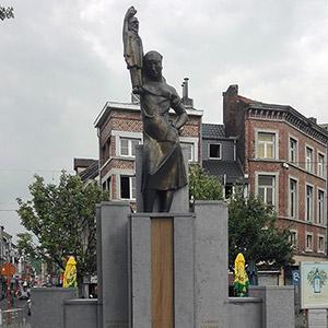 Monument Tchantchès