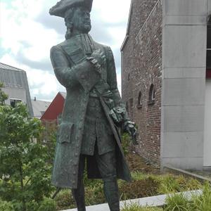 Statue Pierre le Grand