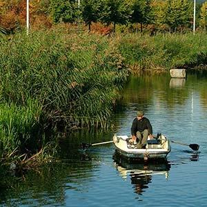 Le canal de l'Ourthe