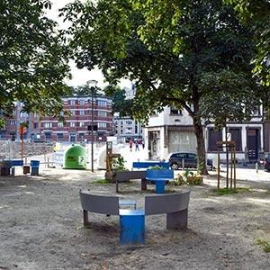 Place des Béguinages