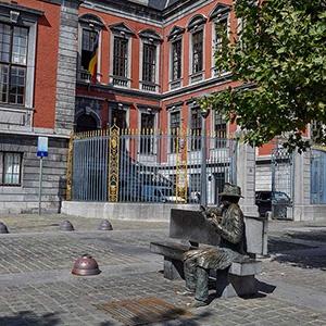 Place du Commissaire Maigret