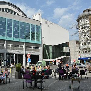 Place Xavier Neujean