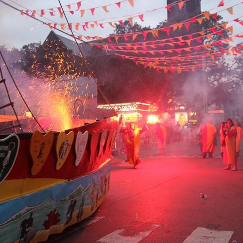 La fête des fous de Sainte-Walburge