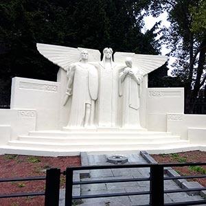 Monument commémoratif de l'entre-deux-guerres  à Bressoux