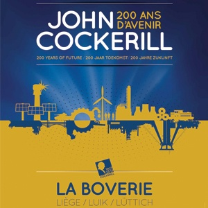 02.06.2017 > 17.09.2017: John Cockerill, 200 ans d'avenir