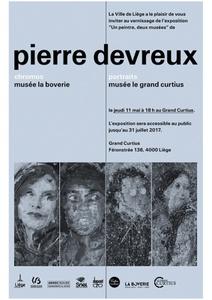 11.05.2017 > 31.07.2017: Pierre Devreux