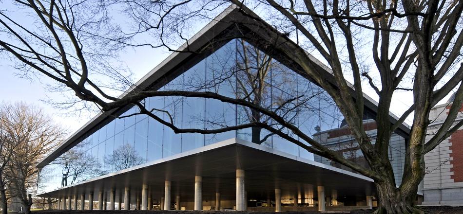 La nouvelle annexe du musée de La Boverie