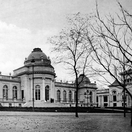 Historique du bâtiment