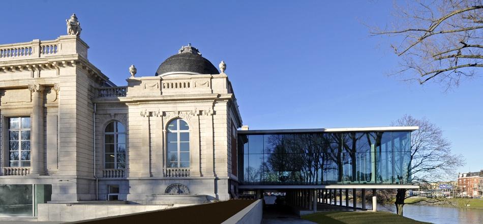 Le musée de La Boverie et son annexe