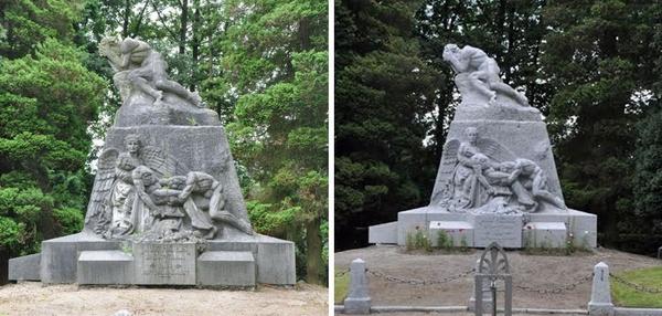 Monument aux héros des combats de la nuit du 5 au 6 août 1914 - ©Ville de Liège