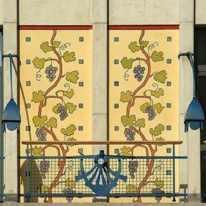 Galerie - Route européenne de l'Art Nouveau
