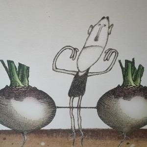 Art public : La ribambelle des Légumes