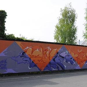 Galerie - Paliss'art : 10 ans de couleurs sur les murs de Liège