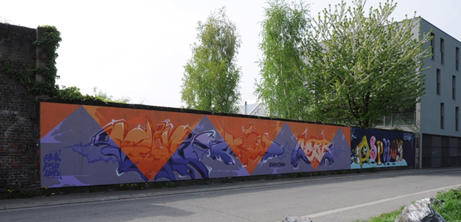 Wall of fame de Vivegnis
