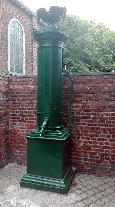 pompe à levier - Jupille: après - ©Ville de Liège