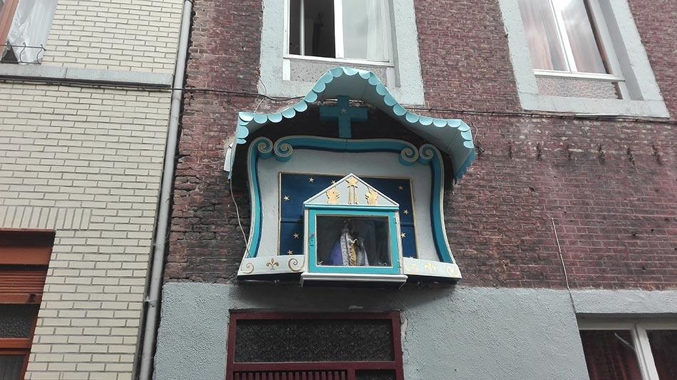 Potale de la rue des recollets - ©Ville de Liège