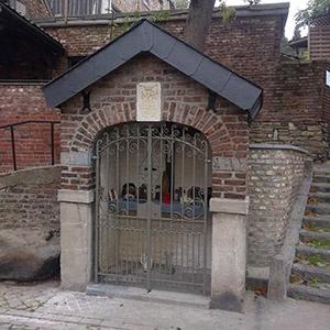 Galerie - Restaurations de deux belles chapelles liégeoises