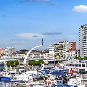 Galerie - Le Port Des Yachts