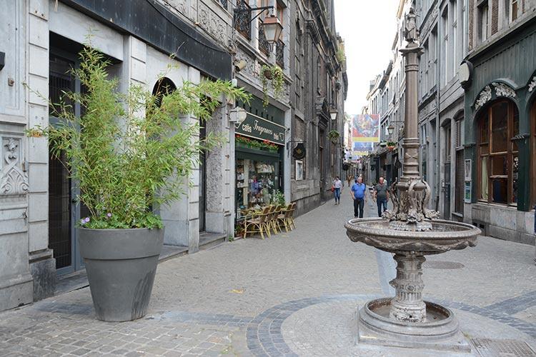 Fontaine Montefiore - Neuvice © Ville de Liège - Urbanisme - J-P ERS