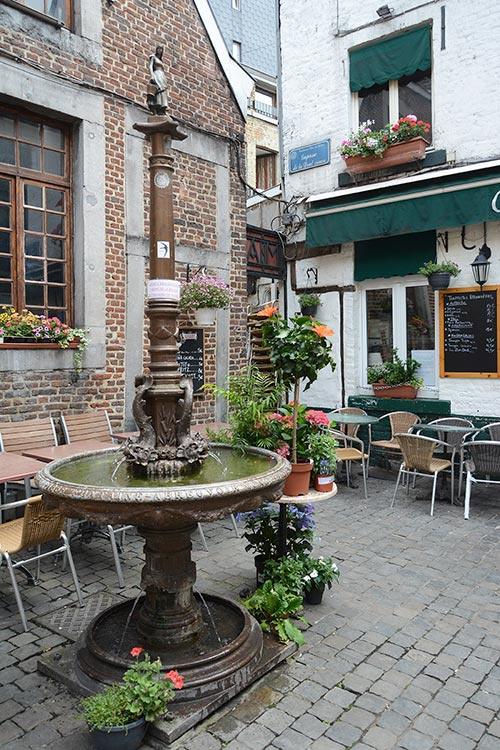 Fontaine Montefiore - Roture © Ville de Liège - Urbanisme - J-P ERS
