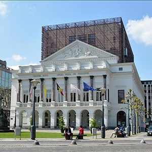 Galerie - Place de l'Opéra