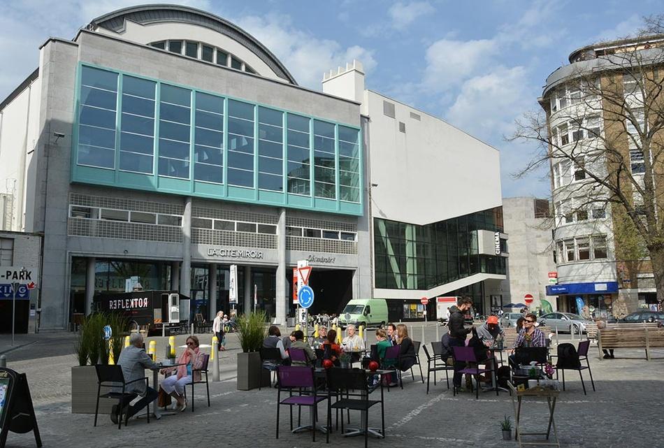 Place Xavier-Neujean - ©Ville de Liège: Jean-Pierre Ers