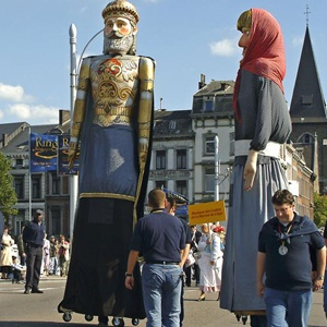 Fêtes de Wallonie