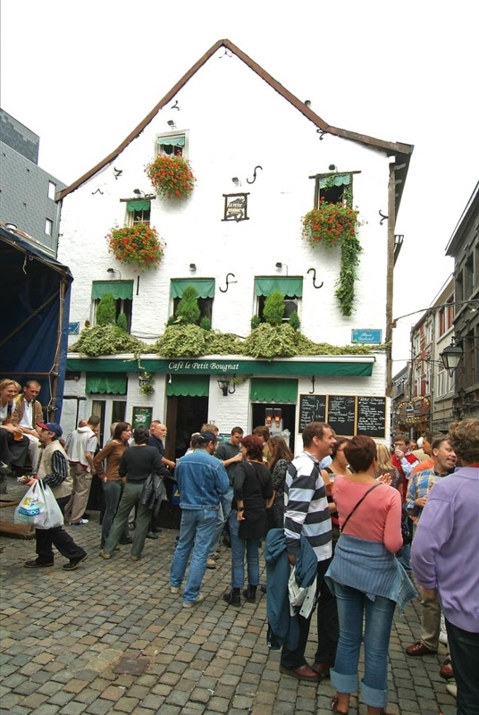 Fêtes du 15 août en Outremeuse - © Ville de Liège (Tourisme) - M VERPOORTEN