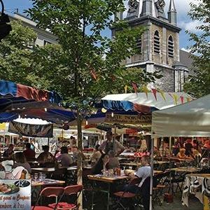 Galerie - Le village Gaulois et le 14 juillet