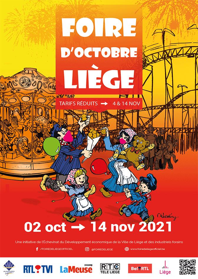 Foire d'Octobre 2021