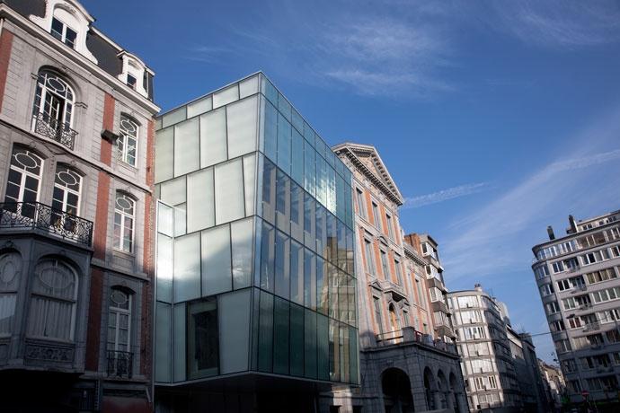 Théâtre de Liège à l'Emulation