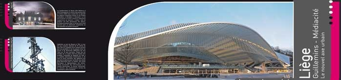 Liège, Guillemins-Médiacité, Le nouvel axe urbain (pdf)
