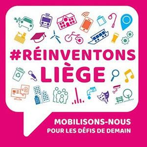 #Réinventons Liège