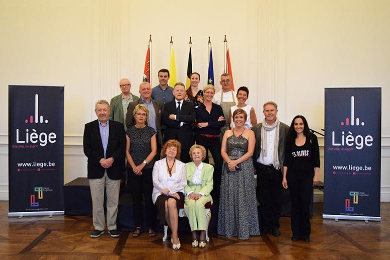 Citoyens honneur 2018