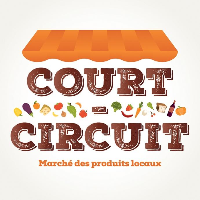 Court-circuit - Le marché des produits locaux