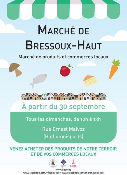 Marché de Bressoux-Haut