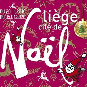 Liège, Cité de Noël 2019