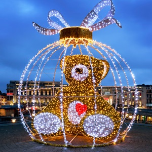 Liège, Cité de Noël