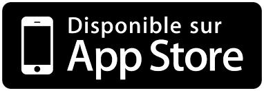 Télécharger l'appli sur l'App Store